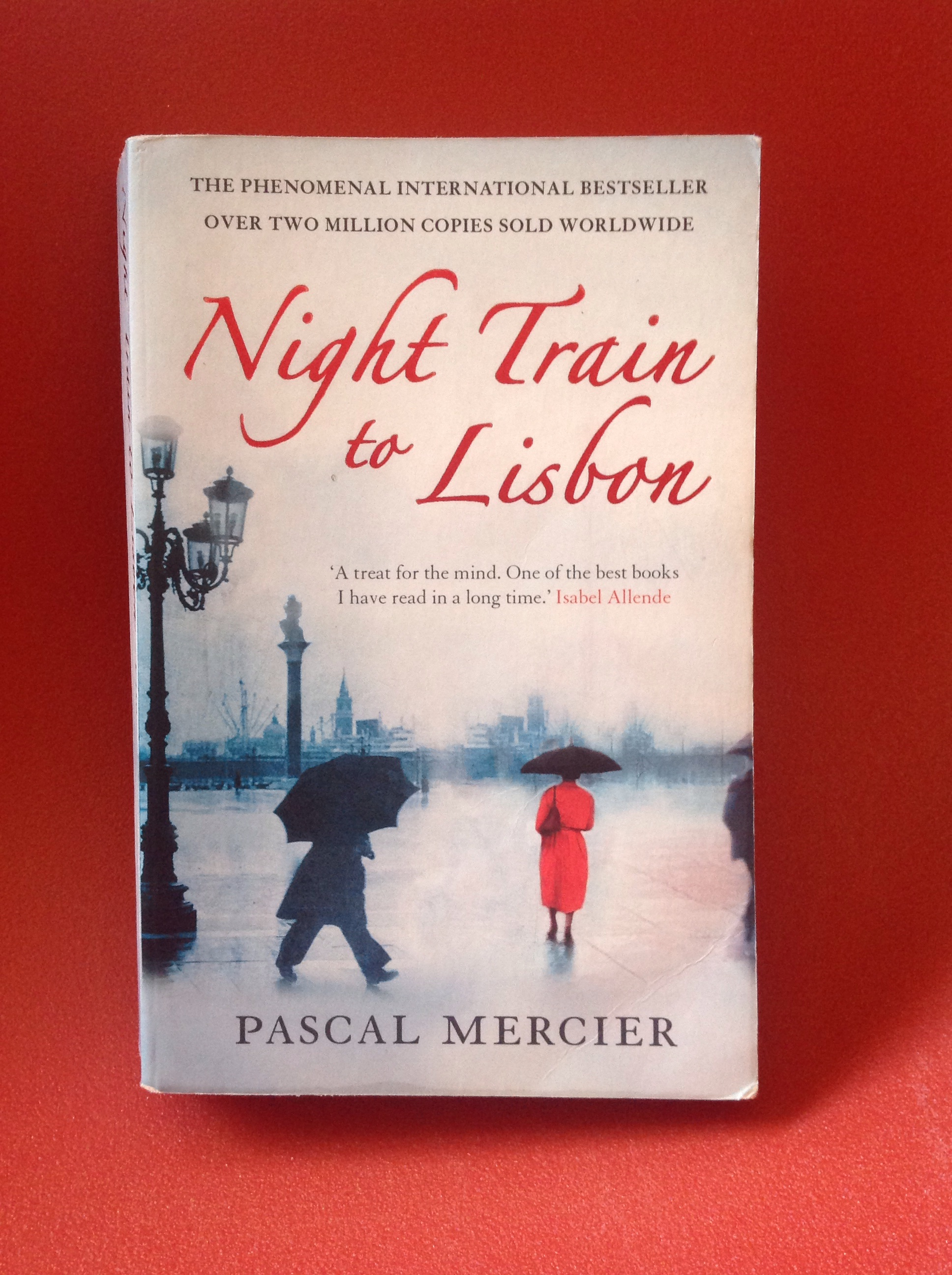 Night train to Lisbon – Pascal Mercier